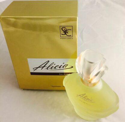 Perfume Alicia Suchel Camacho