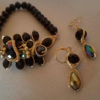Mexican artisan bracelet.