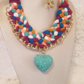 Mexican handmade artisan necklace