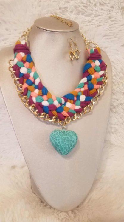 Mexican handmade artisan necklace