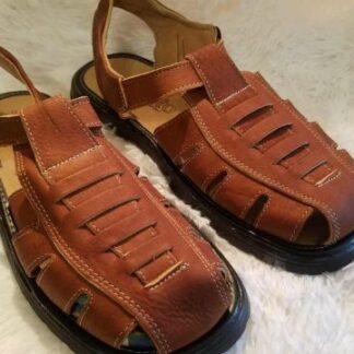 Zapatos tipicos mexicanos.
