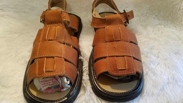 Huaraches Leather Mexican Sandal