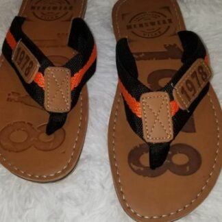 Huaraches Leather Mexican. Sandal
