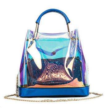 Fashionable transparent bag