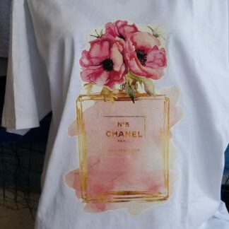 Mexican T-Shirt Chanel No.5
