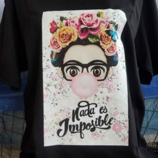 Frida Kahlo Nada Imposible
