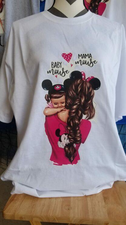 Mexican T-Shirt Mama Baby.