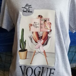 Mexican T-Shirt Vogue
