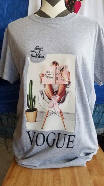 Mexican T-Shirt Vogue