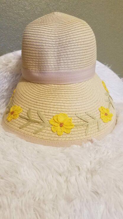 Fashion hat for women.