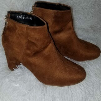 Short boots for women.