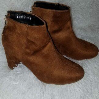Short boots for women.