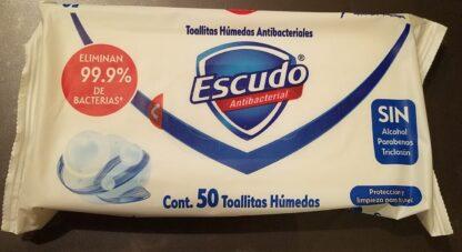 Antibacterial wet towels